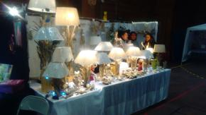 Stand de Lydie Couturier