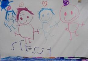 le dessin de Stessy