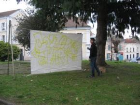 Graff avec Thibault