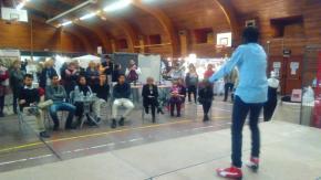 La danse HIP HOP avec Addison