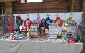 Stand de Gaëlle RAULT
